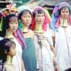 A karen nép és a thaiföldi hosszúnyakú nők
