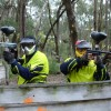 A paintball