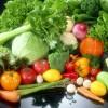 A színes ételek a diétában