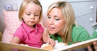 Bedtime story Book Child Mother Reading book Teddy