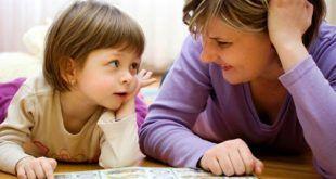 Hogyan tanítsuk meg gyermekünket helyesen beszélni