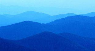 Kék hegyek