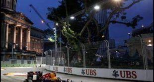 Szingapur verseny RB