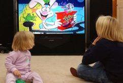 tévézés