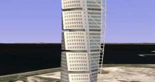 turning-torso-3d-model-google-earth1