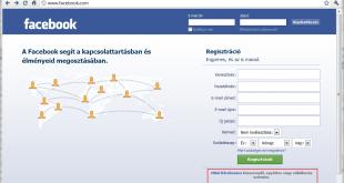 Facebook-regisztráció-feltételei
